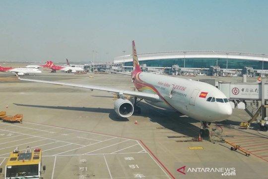 Penerbangan tujuan Beijing dialihkan ke 12 kota