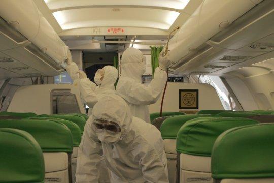 Citilink tanggapi soal penumpang reaktif COVID rute Surabaya-Pontianak