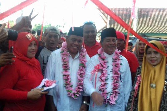 Gubernur-Wagub Malut saling memaafkan usai konflik pelantikan pejabat