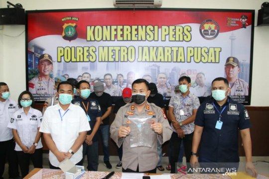 Polrestro Jakpus merehabilitasi anggota DPRD pengguna narkoba