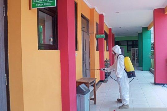 BPBD anjurkan warga penyemprotan disinfektan mandiri, cegah corona