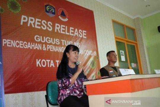 Seorang pejabat di KPP Pratama Tarakan positif COVID-19, kata satgas