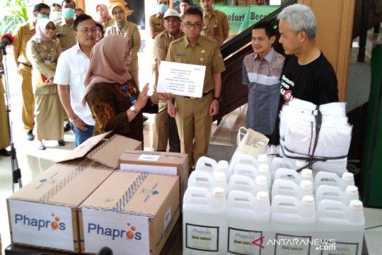 Gubernur: Jawa Tengah berstatus tanggap darurat bencana COVID-19