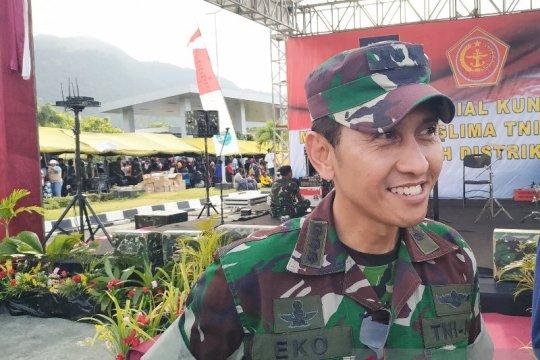 Flash - Pesawat CASA milik TNI AU ditembak OTK di Pegunungan Bintang