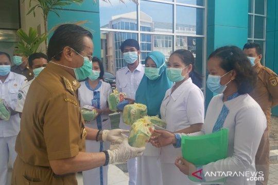 Gubernur Suteng siapkan insentif  tenaga kesehatan tangani corona