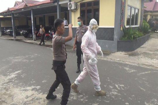 Seorang tamu dari Jakarta meninggal saat berkunjung ke Polres Kapuas
