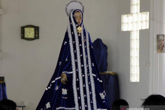 Keuskupan Larantuka membatalkan prosesi Jumat Agung