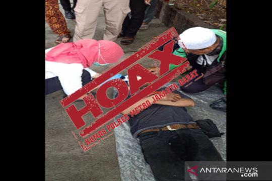 Polda Papua minta jangan sebar hoaks soal tanggap darurat