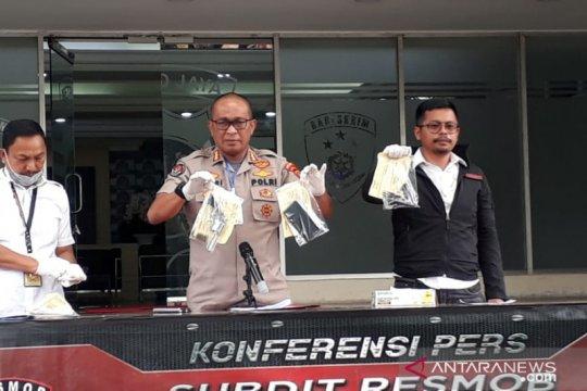 Polda Metro Jaya tembak mati maling motor bersenjata api di Tangsel