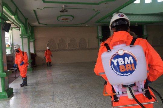 "Relawan gugus tugas ""gampong"" COVID-19 mendapat bantuan YBM BRI Aceh"