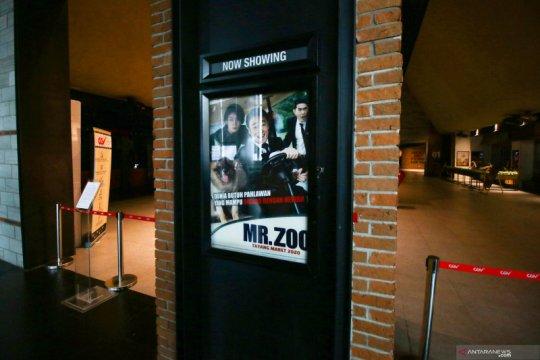 Gubernur DKI akan tindak pengelola bioskop langgar protokol kesehatan