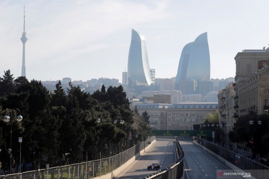 Grand Prix F1 Azerbaijan resmi ditunda