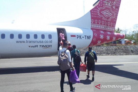 Transportasi udara di NTT dipastikan tetap berlangsung