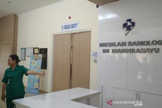 PDP COVID asal Jepara dirawat di RS Mardi Rahayu Kudus meninggal dunia