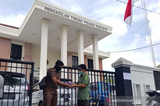 "Hakim PN Semarang dipersilakan ""work from home"" hingga 21 April"