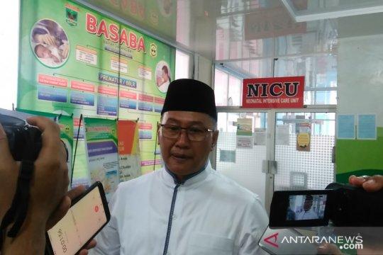 RS Achmad Mochtar Bukittinggi kekurangan APD dan ruang isolasi