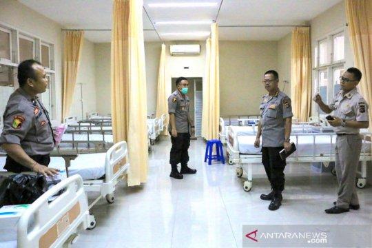 RS Bhayangkara Mataram siapkan ruang isolasi pasien suspect COVID-19
