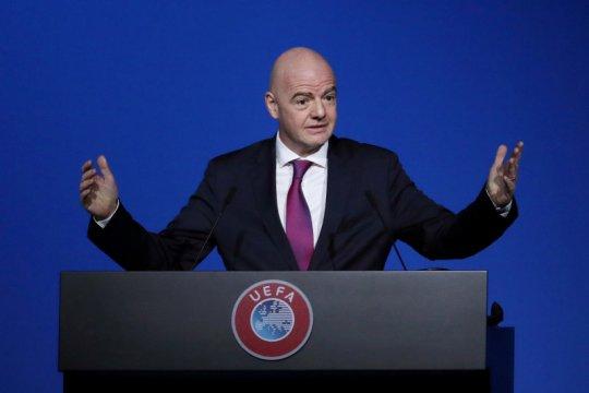 FIFA kucurkan dana 150 juta dolar AS ke negara anggota