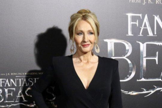 JK Rowling terbitkan dongeng untuk dibaca anak-anak selama penguncian