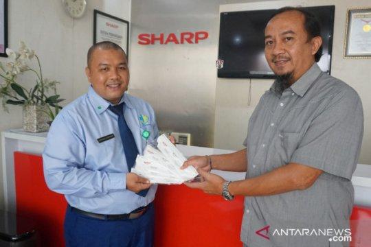 PT Sharp donasi masker N-95 untuk tenaga medis COVID-19