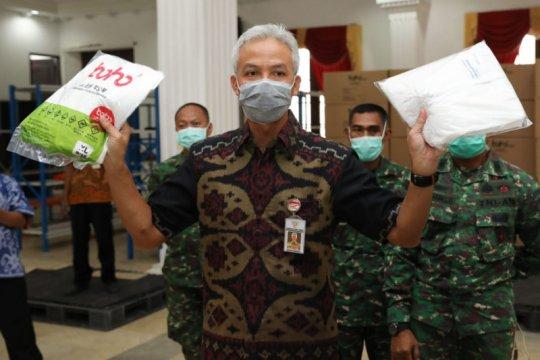 10 ribu APD didistribusikan ke 61 rumah sakit di Jawa Tengah
