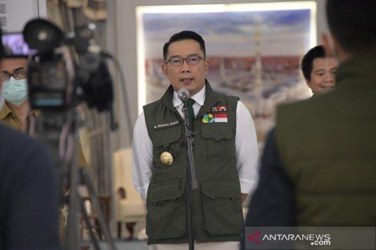 Ridwan Kamil berbelasungkawa atas meninggalnya Ibunda Presiden Jokowi