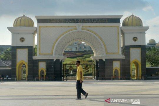 Raja Malaysia serukan sholat hajat bagi umat Islam