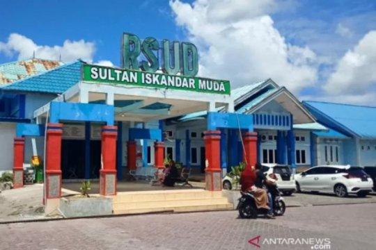 Gubernur Aceh tunjuk RSUD Nagan Raya pusat rujukan pasien COVID-19