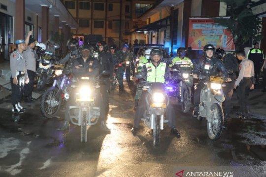 Polresta-Kodim Kota Bogor patroli cegah COVID-19
