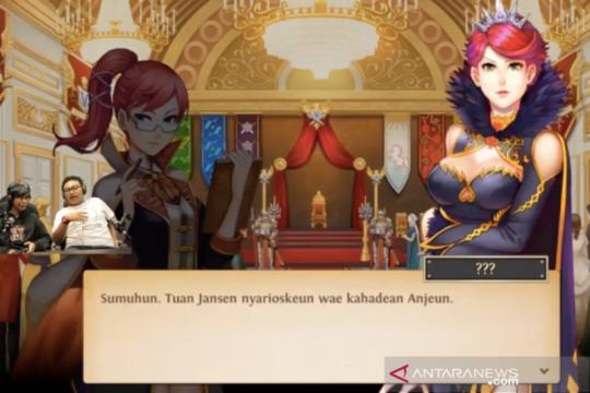 Game Valthirian Arc resmi dirilis di Indonesia, ada fitur bahasa Sunda
