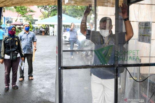 Polisi pastikan klaster di Samsat Polda Metro Jaya telah ditangani