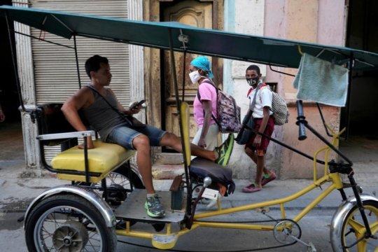 Kuba hentikan kedatangan pesawat dari luar negeri, cegah COVID-19