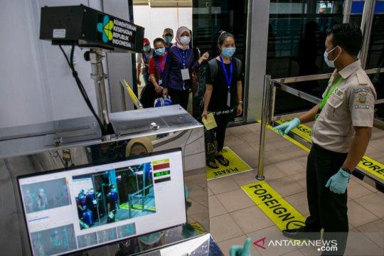 """Malaysia """"lockdown"""", ribuan pekerja migran Indonesia pulang via Batam"""