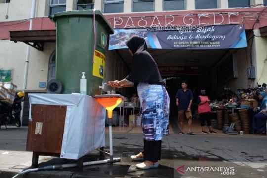 Pemkot Solo sediakan fasilitas cuci tangan di pusat keramaian