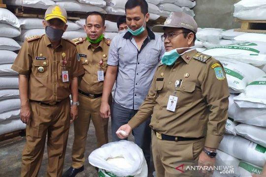 Wakil Wali Kota Jambi cek stok pangan, antisipasi dampak corona