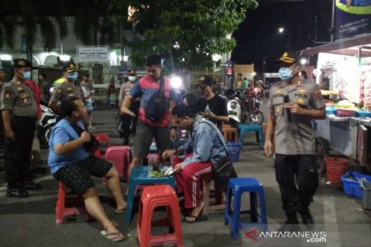 Kepolisian RI lakukan pencegahan penyebaran COVID-19 secara humanis