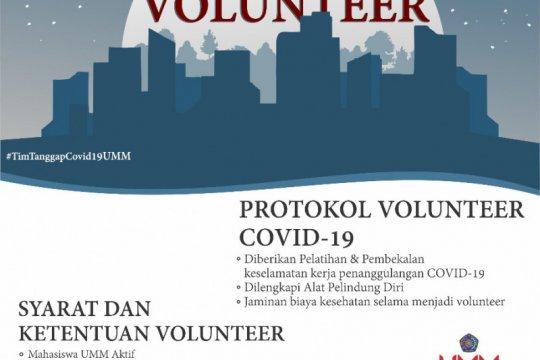 RSU UMM butuh relawan untuk bantu tangani COVID-19