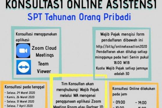 Vokasi UI layani konsultasi pajak dan asistensi SPT online