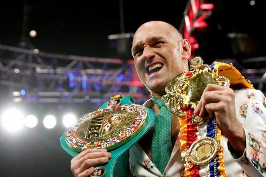 Fury vs Wilder diundur setelah kasino Vegas tutup akibat corona