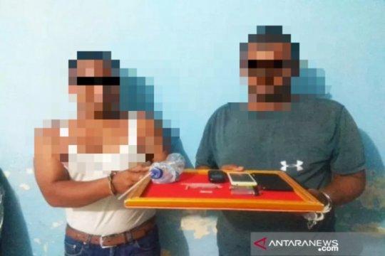 Polisi Aceh tangkap dua pekerja pembangunan masjid agung gunakan sabu