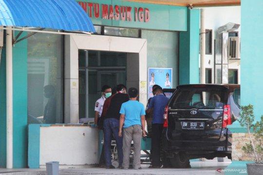 Pasien PDP diduga COVID-19 meninggal di RSUD Riau