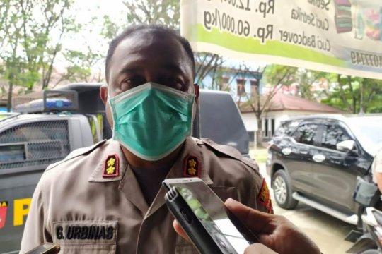 Kapolres Jayapura Kota peringatkan warga untuk tidak lakukan keramaian