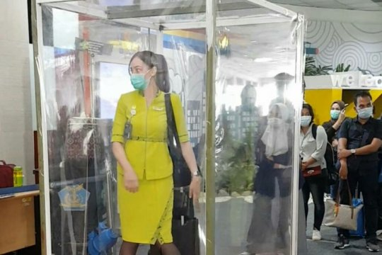 Bandar Udara Internasional Kualanamu  antisipasi penyebaran  corona