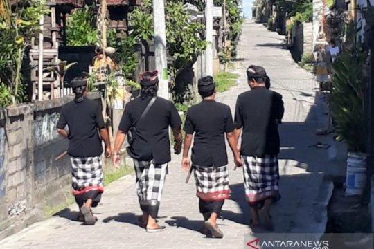 Masyarakat Bali laksanakan Nyepi, suasana jadi hening