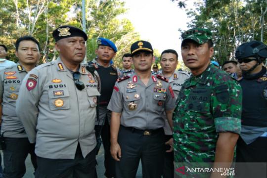 Kapolda Sultra: Demo saat bencana corona terancam pasal berlapis