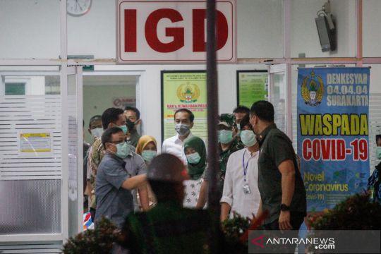 Megawati berduka cita atas wafatnya ibunda Jokowi