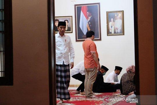 Presiden instruksikan para menteri tetap di Jakarta