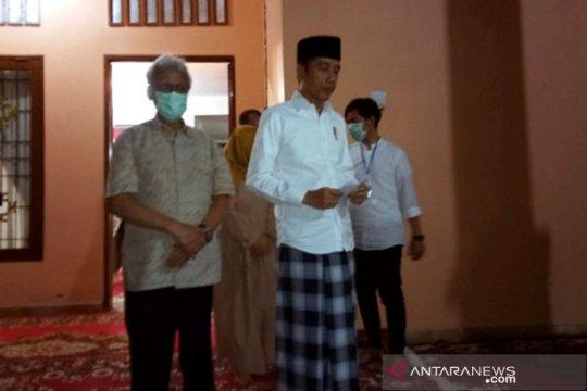 Relawan ungkap ibunda Jokowi rutin puasa Senin-Kamis