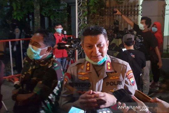 1.600 personel gabungan amankan rangkaian pemakaman ibunda Presiden