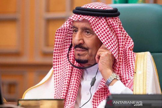 Raja Salman desak dunia ambil sikap tegas terhadap Iran